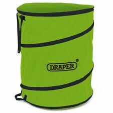 Draper 160L Garden Pop Up Tidy Bag | Green | 80488 | 700mm 18 KG Max
