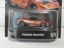 HOT WHEELS RETRO-ENTERTAINMENT FORZA MOTORSPORT PAGANI HUAYRA