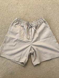 Studio Works tan comfort shorts - womens 12