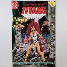 The New Teen Titans - No. 17 - DC Comics Inc. - February 1986 - No Reserve!