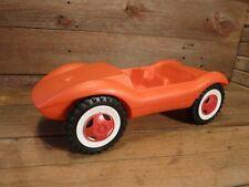 VINTAGE OLD PLASTIC LARGE MADE IN WEST GERMANY CAR BARBIE SIZE