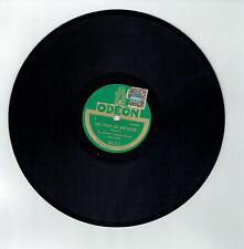 78T DRANEM Disque Phonographe TRUCS DE BOITACLOU -SOUS TETARD -ODEON 166212 RARE