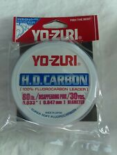 YO-ZURI Fluorocarbon Leader Pink 80 Lbs. New And Genuine. Retail 40$