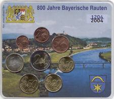 Deutschland Euro KMS 2004 A -  800 Jahre Bayerische Rauten
