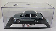 Modellbau 1:43 Silver  BMW  E21 Alpina B6 2.8