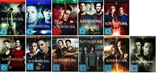 Supernatural Staffel 1-11 (1+2+3+4+5+6+7+8+9+10+11) DVD Set NEU OVP