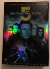 Babylon 5 - The Complete Second Season DVD