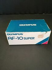 Olympus AF-10 super Point And Shoot Film Camera