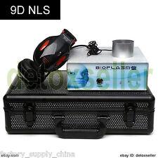 9D NLS CELL Diagnostics Sub Body Health Analyzer Diacom Quantum Bioresonance