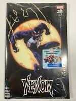 Venom #25 Variant Stegman Walmart Exclusive Marvel 3-Pack Sealed * Gemini Mailer