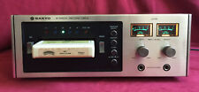 Sanyo Rd 8020 8-Track Record Deck Player & Recorder