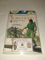 Robin Hood [W/ Cassette Tape] (DK Read and Listen) by Neil, Philip Book The Fast