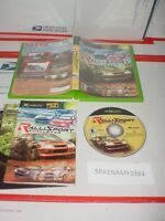 RALLISPORT CHALLENGE game complete in case with manual for MICROSOFT XBOX