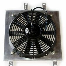 Performance Radiator Fan Shroud for 1992-2000 Honda Civic & Civic del Sol New
