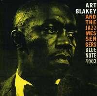 Moanin' - Art Blakey & the Jazz Messengers Bkue Note 4003 CD EMI