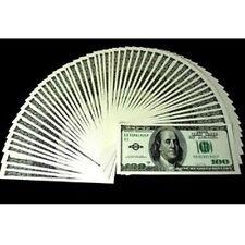 Fanning Bills (US Dollar) - Banconote per manipolazione - Magia con Monete