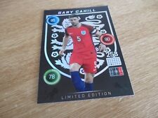 Panini Adrenalyn XL Euro 2016 Gary Cahill Limited Edition England Edition MINT