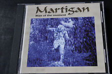 MARTIGAN - Man of the Moment - CD Neu+OVP - Aragon, Genesis, IQ,Arena,Marillion