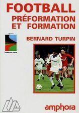 Livre Football préformation et formation /G28
