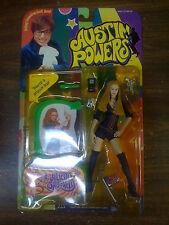 McFarlane Austin Powers: Felicity Shagwell Figure NEW FREE SHIP US
