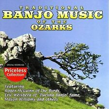 Traditional Banjo Music of the Ozarks [Collectables] by The Dillards (CD,...