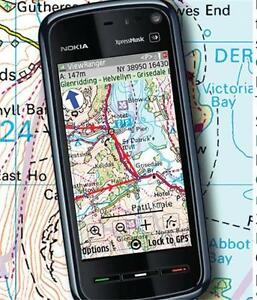 Yorkshire Dales National Park ViewRanger GPS Maps (microSD) Card 1:25,000
