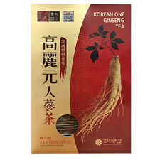 Korean Ginseng Extract Granule Tea (3g X 100bags)  Anti Stress Health Food