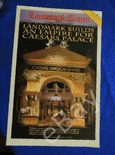 Caesars Magical Empire - brochure pitch