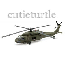New Ray 25563 Sky Pilot UH-60 Black Hawk Helicopter 1:60 Green