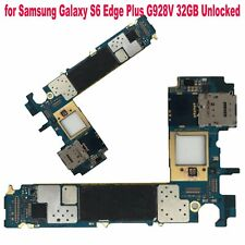 Main Board for Samsung Galaxy S6 Edge Plus G928V Unlocked 32GB Motherboard Parts