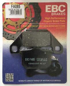 EBC Organic REAR Brake Pads Fits KAWASAKI GPZ1000RX / GPZ1100 (1983 to 1988)