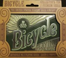Bicycle Autocycle No.1 Playing Cards 2 Deck Set - Limited Edition - SEALED