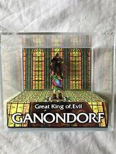 Legend Of Zelda Ocarina Of Time Link Ganondorf Boss Diorama -Handmade