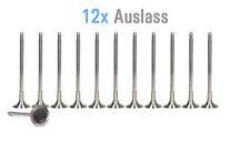 12x Auslassventile BMW 7er F01 F02 F03 F04 3,0 N55 N55B30A 11347583780 NEU