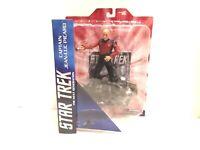 Captain Jean-Luc Picard Star Trek Next Generation Figure Diamond Select NEW