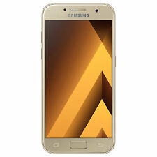 "Samsung Galaxy A3 (2017) 2 GB 16 GB SO Android 4.7"" Teléfono inteligente Oro (327533)"