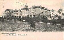 Pinehurst,No.Carolina,The Carolina,Moore County,Rotograph,Used,Pinehurst,1907
