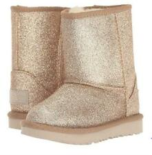 Uggs Classic Short II Glitter Boot UGG Toddler Size 11