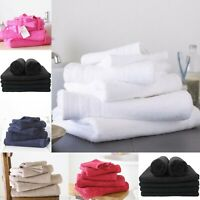 Luxury Stanley Face Towel 100% Combed Cotton 10 Pcs Bathroom Face Towels Set