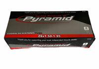 4 Pyramid 26X1.5//1.75//1.95 1.50-1.95 72774631018 Presta Valve Regular Inner Tube