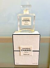 CHANEL LES EXCLUSIFS GARDENIA EMPTY PARFUM PERFUME 15ML BOTTLE IN BOX