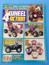 Vintage 3&4 Wheel Action Magazine November 1995 Dirt Wheels 3Wheeling