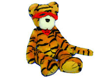 "FIRST & MAIN COOL CAT WILD THING TIGER 16"" PLUSH BEANBAG"