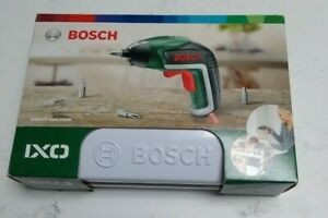 BOSCH® IXO Cordless Screwdriver with Integrated 3.6 V Lithium-Ion Battery