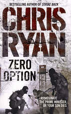 Zero Option by Chris Ryan, Book, New (Paperback)