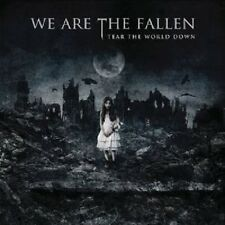"We are the Fallen ""tear the world down"" CD NEUF"