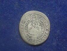 3 Kreuzer 1699 NB Leopold I.  RDR  W/16/622
