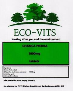 Chanca Piedra 1000mg 120 Tablets