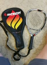 Ektelon Triple Threat Power Fan 1400 Outlaw Graphite F3 Stability Racketball