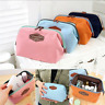 Women Travel Makeup Bag Organizer Cosmetic Pouch Clutch Handbag Casual Purse